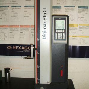 Verificación y medición de piezas